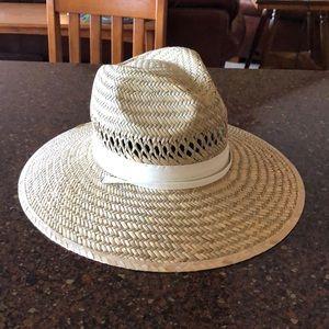 Columbia Straw Panama Hat Medium